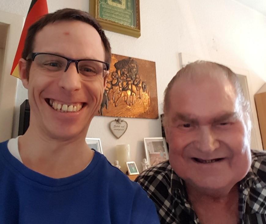 Herr Jansen und ich