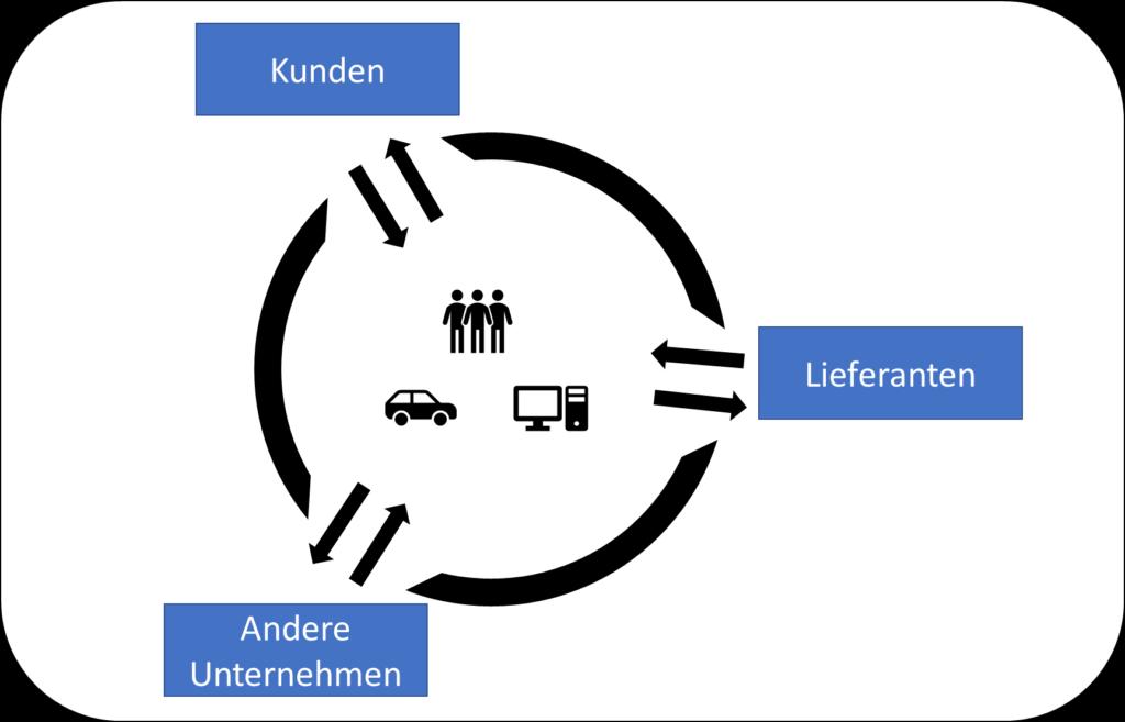 Organisation als offenes System